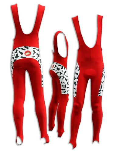 Buy Low Price JOLLYWEAR Cycling Thermal Bib Tights (COUNTRY collection) (B002ZCERQE)
