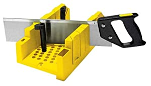 Stanley Clamping Mitre Box and Saw 1 20 600