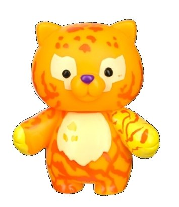 Amazing World Figures Lumin Cat (From the Creators of Webkinz)