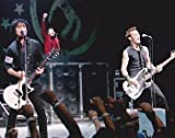 Green Day Billie Joe Armstrong Live Goth Punk Rock Music 10x8 Photograph Picture