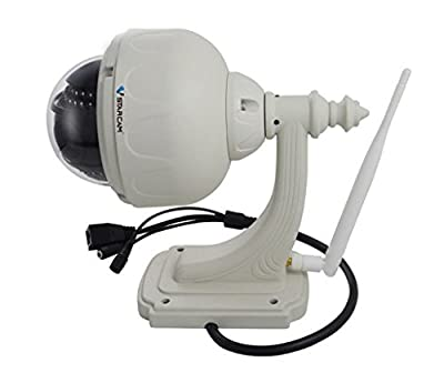 Vstarcam T7833WIP-X3 HD 1.0 Megapixel 3X Zoom P/T IR Cut Wireless WiFi CCTV Night Vision with 32G TF Card HD Outdoor Ptz IP Camera Wide Angle PNP CCTV Camera