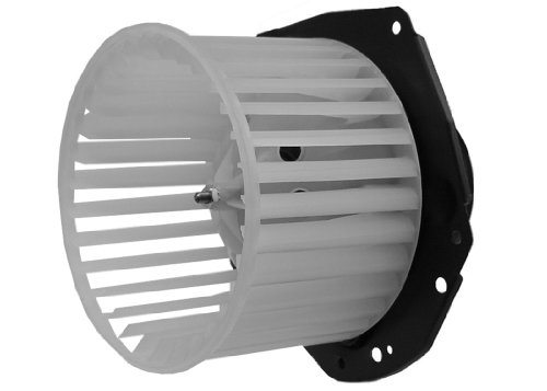 ACDelco 15-80213 GM Original Equipment Heating and Air Conditioning Blower Motor with Wheel (97 Tahoe Blower Motor compare prices)