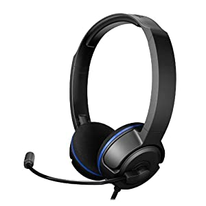 Turtle Beach Ear Force PLa Gaming Headset - Playstation 3 from Turtle Beach