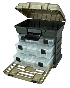 Cheap Plano Molding 1363 Stow N Go Toolbox, Graphite Gray and Sandstone