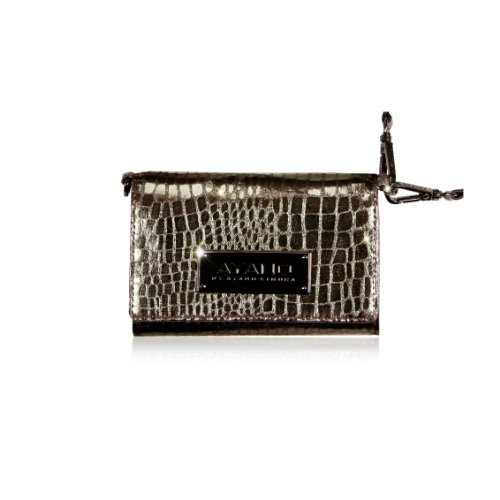 Great Price Bling-My-Thing Wristlet/Purse for iPhone 5 (Gunmetal)