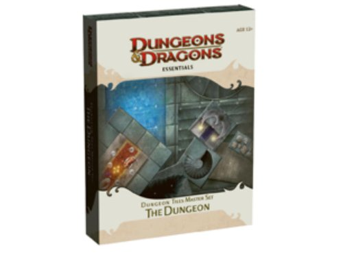 Dungeon Tiles Master Set  The Dungeon: An Essential Dungeons & Dragons Accessory (4th Edition D&D)