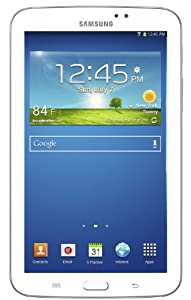 Samsung Galaxy Tab 3 (7-Inch, White) 2013 Model