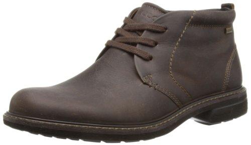 ECCO Men's Turn GTX Lace-Up Boot,Cocoa Brown,45 EU/11-11.5 M