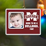 Mississippi State Bulldogs Born To Be Ornament