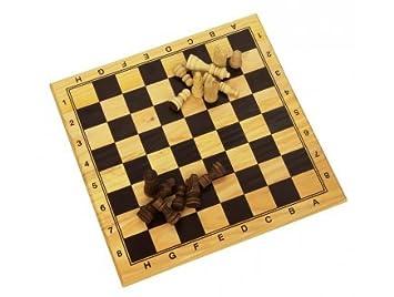 Longfield games - 150235 - jeu d'échecs en bois 29x29 cm