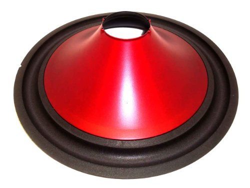 """15"""" Poly Subwoofer Cone With Foam Surround - For 2.7"""" Voice Coil"""