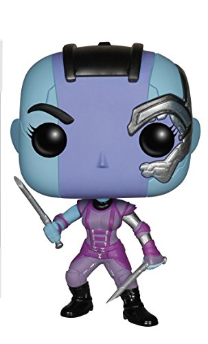 Funko 5177 POP Marvel: Guardians of The Galaxy Series 2 Nebula Action Figure