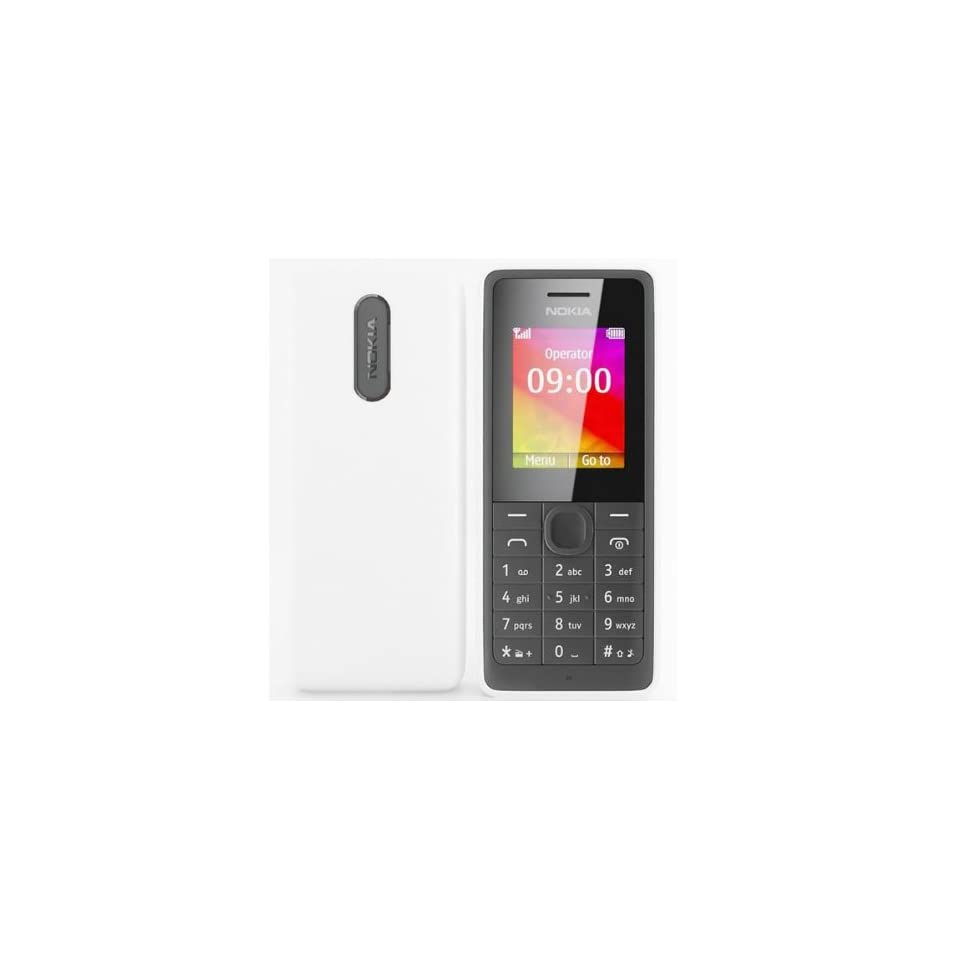 106   white   mobile phone
