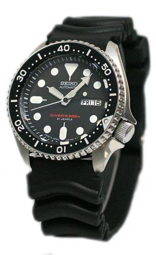 [セイコー] SEIKO ダイバー 腕時計 ブラックボーイ オートマチック 自動巻き メンズ SKX007J1 [逆輸入品] / SEIKO