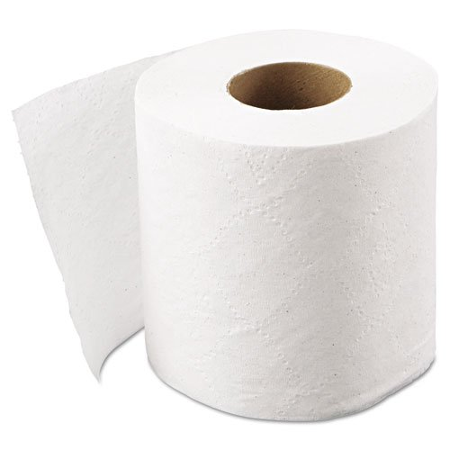 Atlas Paper Mills Green Heritage Toilet Tissue, Individually Wrapped, 1-Ply, 1000/Roll - 96 Rolls Of Individually Wrapped Toilet Tissue Per Case. front-824461