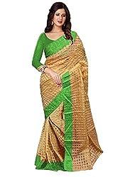 Fabland Green Brasoo saree