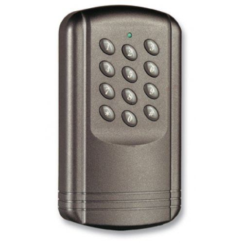 Weatherproof Keypad Code Access Control Door Entry Unit Internal or External Use
