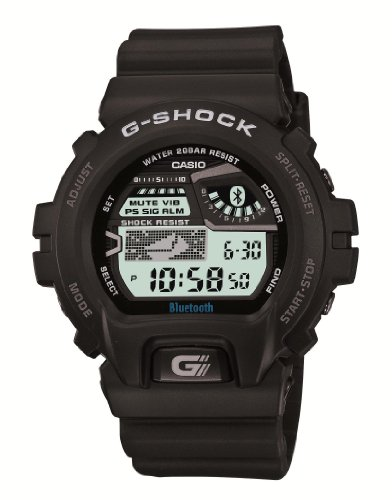 [カシオ]CASIO 腕時計 G-SHOCK ジー・ショック Bluetooth Low Energy対応   GB-6900AA-1BJF メンズ