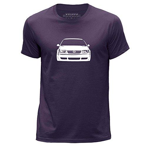 stuff4-mens-x-large-xl-purple-round-neck-t-shirt-stencil-car-art-bora-jetta