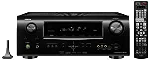 Denon AVR-1911 7.1 Channel A/V Home Theater Receiver (Black) (Discontinued by Manufacturer)