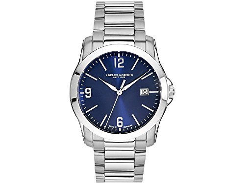 Abeler & Söhne Mens Watch Classic A&S 3007