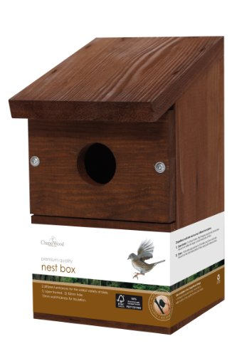 Chapelwood-Wild-Bird-Classic-Nest-Box