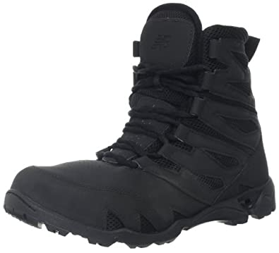 New Balance Tactical Men's Abyss II 8-Inch Utility Boot,Black,6 D US
