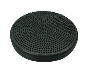 Cando 35cm/ 13.8-inch Black Inflatable Vestibular Disc