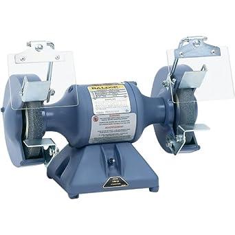 Baldor 612 6 Grinder 3 600 Rpm Stamp Steel Tool Rest