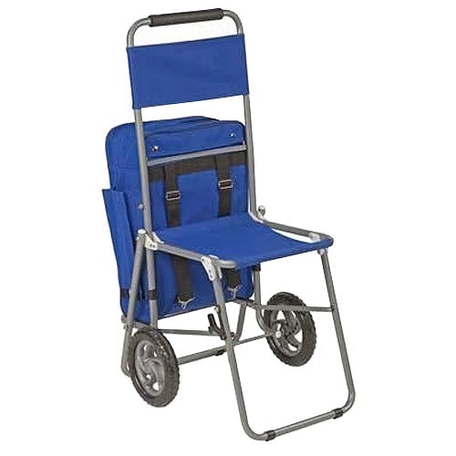 3-In1 Folding Shopping Cart/Seat