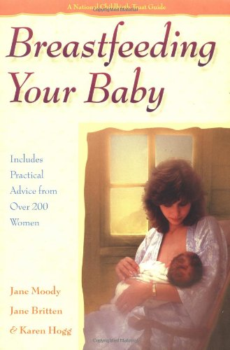 Breastfeeding Your Baby (National Childbirth Trust Guide) front-1042799