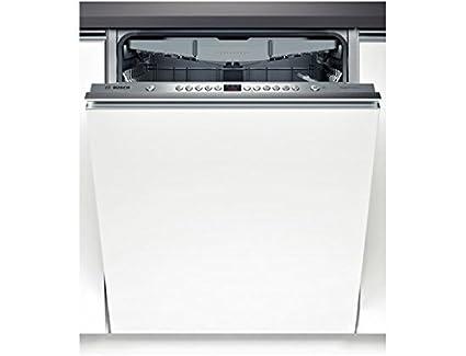 Bosch SMV58N90EU lave-vaisselle - laves-vaisselles (Entièrement intégré, A, A++, Blanc, toucher, Auto 45-65 ºC, Économie, Pré-lavage, Rapide)