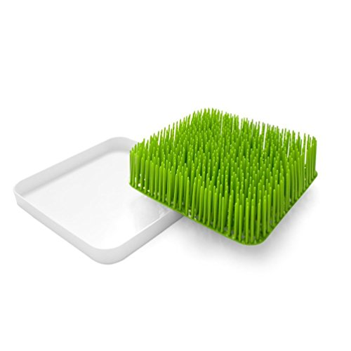 Jumbo Grass Counter Top Drying Rack Green with 1 X Stem