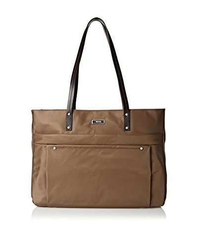 TUMI Voyageur Cannes Business Tote, Smoky Quartz