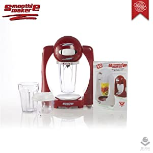 Smoothie Maker in Red by Thane Direct by Thane Direct UK Ltd