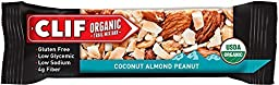 Clif BarOrganic Clif Trlmx Coconut Almond 1.41 Oz (Pack Of 12)