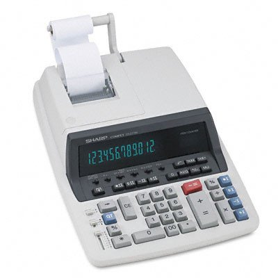 Sharp R QS-2770A Commercial Use Printing CalculatorB0000AQOGT