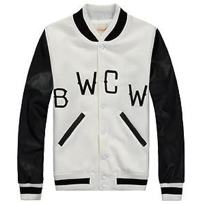 Buy KPOP BWCW Hoodie Coat EXO WOLF Baseball Uniform Luhan Jacket by AKP