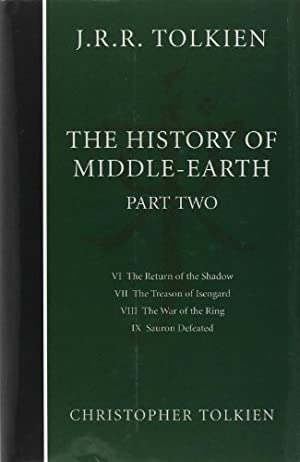 The Complete History of Middle-Earth [Part2]