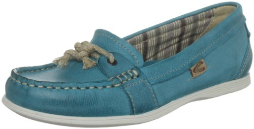 Camel Active Women's Sian Turques Ballet 759.12.03 6 UK, 39 EU, 8.5 US