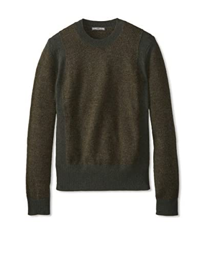 Slate & Stone Men's Cameron Two Tone Sweater