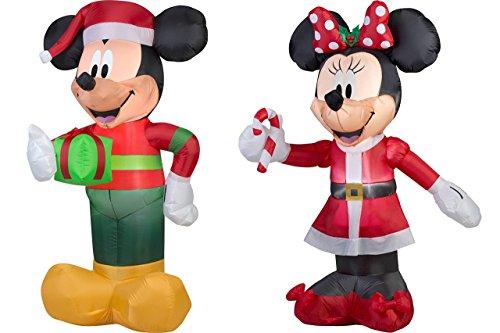 5 Feet Tall Mickey And Minnie
