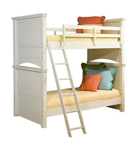 Cheap Legacy Classic Kids Summer Breeze Bunk Bed wTrundle Bedroom Set (B007R6NXUE)