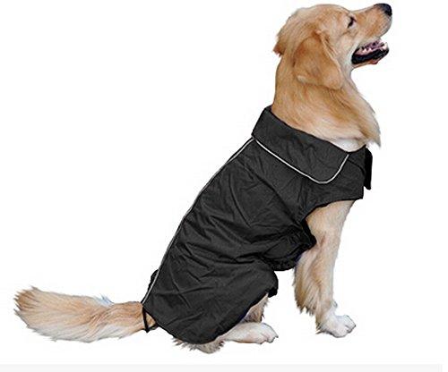 Hundemantel Regenmantel Hund Hundebekleidung Hundejacke Wintermante