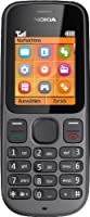 "Nokia 100 Téléphone portable Écran 4,6 cm (1,8"") Radio Noir"