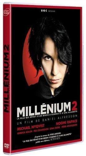 Millénium 2 - La Fille Qui Rêvait D'un Bidon D'essence Et D'une Allumette