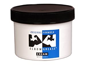 Elbow Grease Cream Lubricant - Original Formula - 9oz