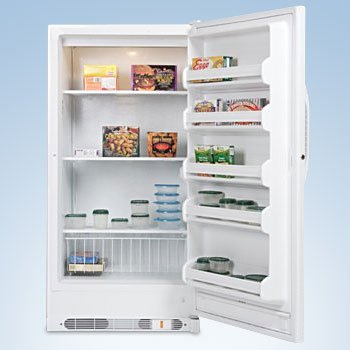 frost free vs manual defrost freezer