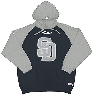 MLB San Diego Padres Men's Big Logo Pullover Hood