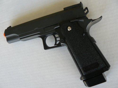 1911 AIRSOFT PISTOL GUN BB HIGH POWER 275 FPS FULL METAL